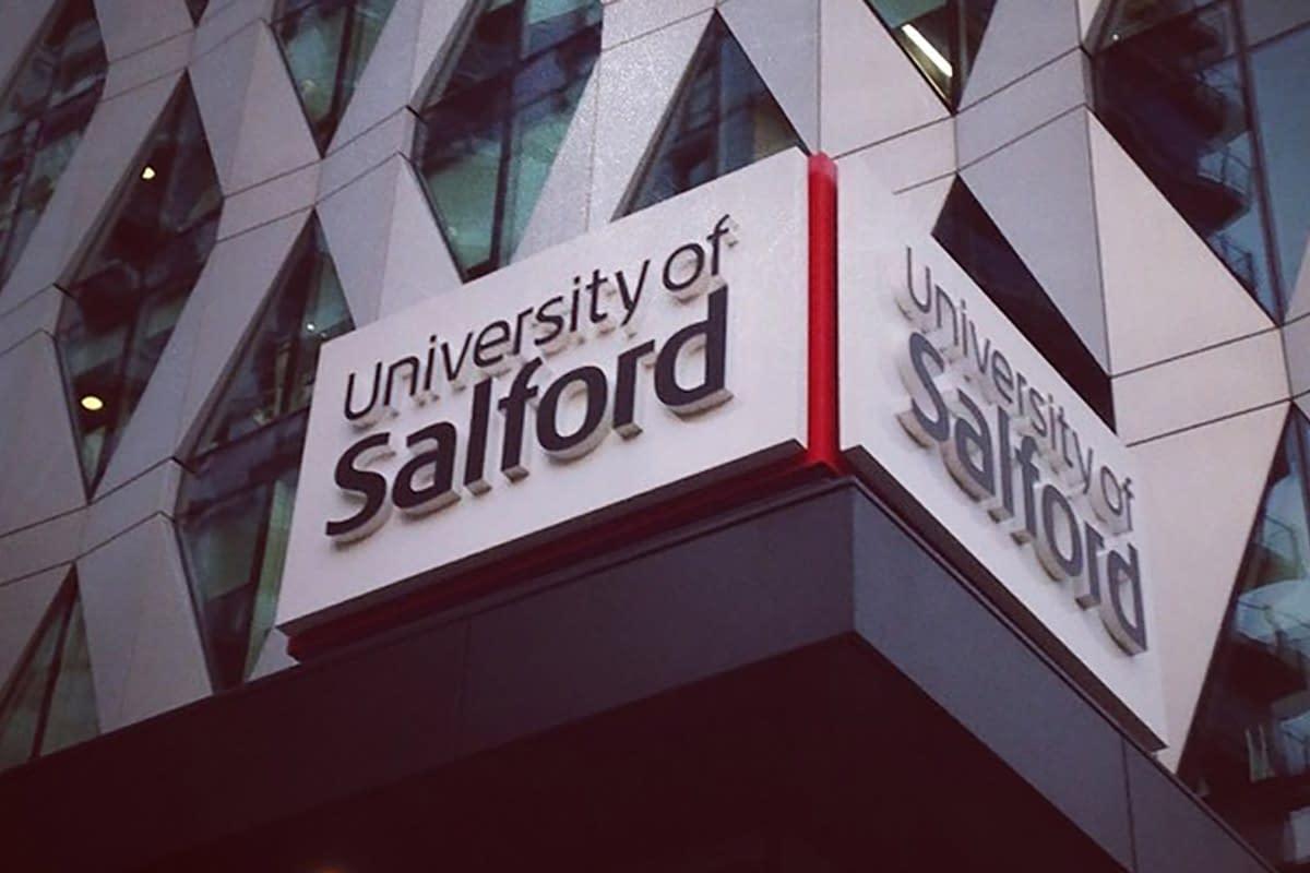 University Salford Media City