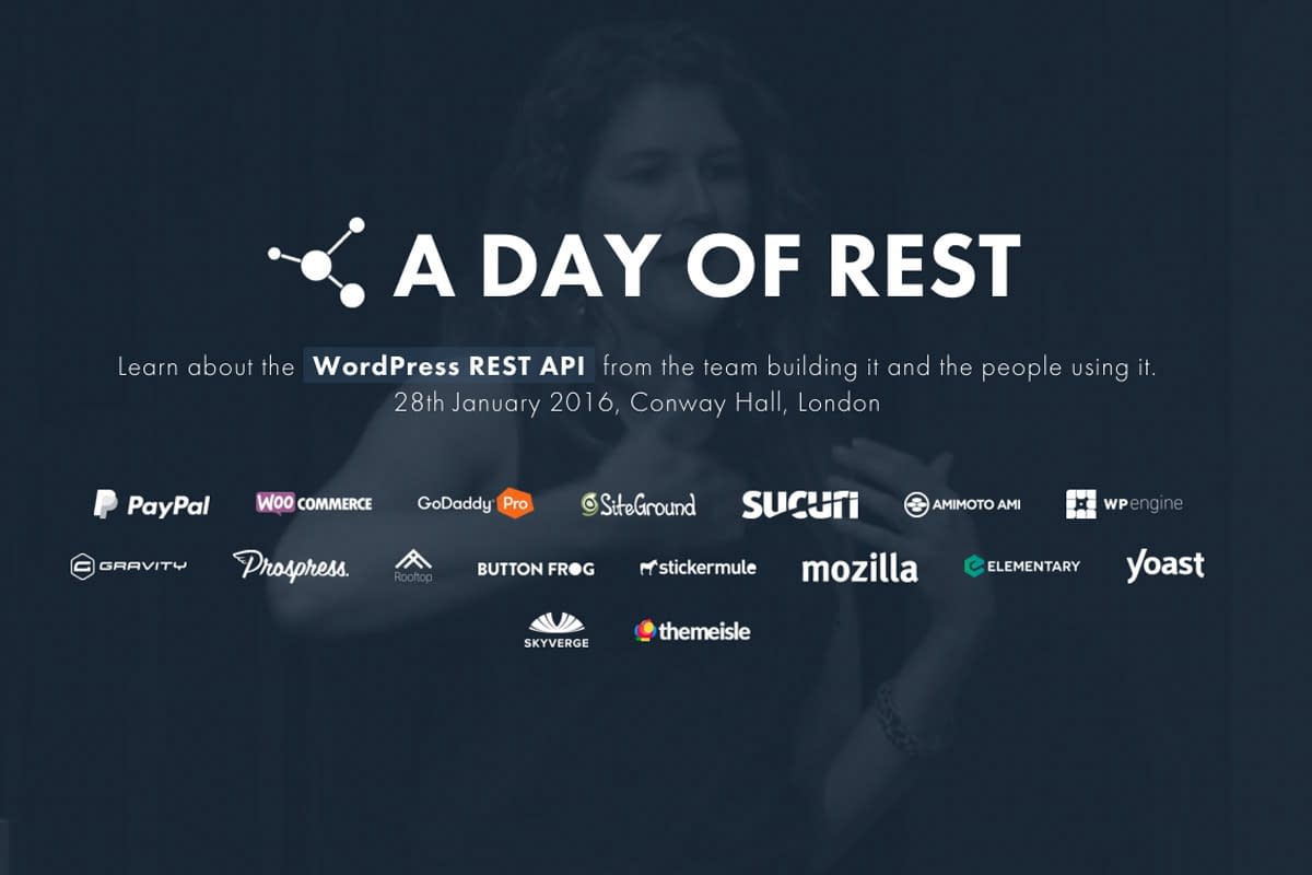 a day of rest - REST API
