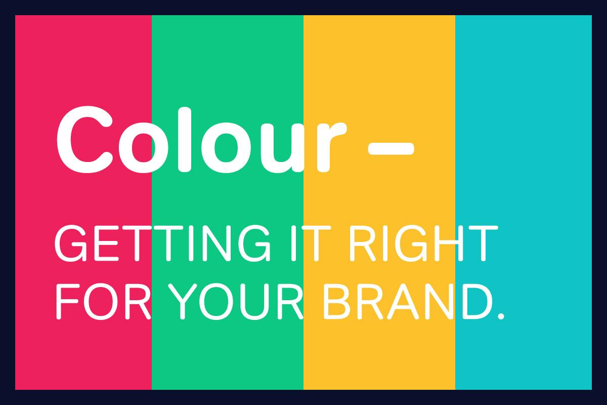 brand colour