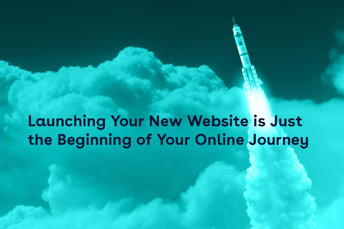 launching your new website