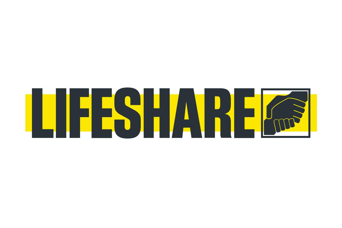 lifeshare charity logo