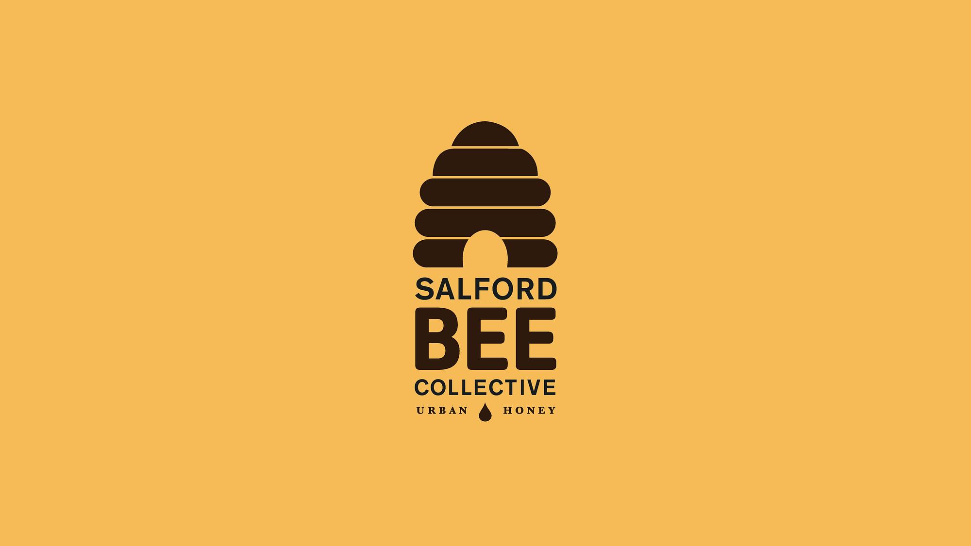 Salford Bee Collective logo