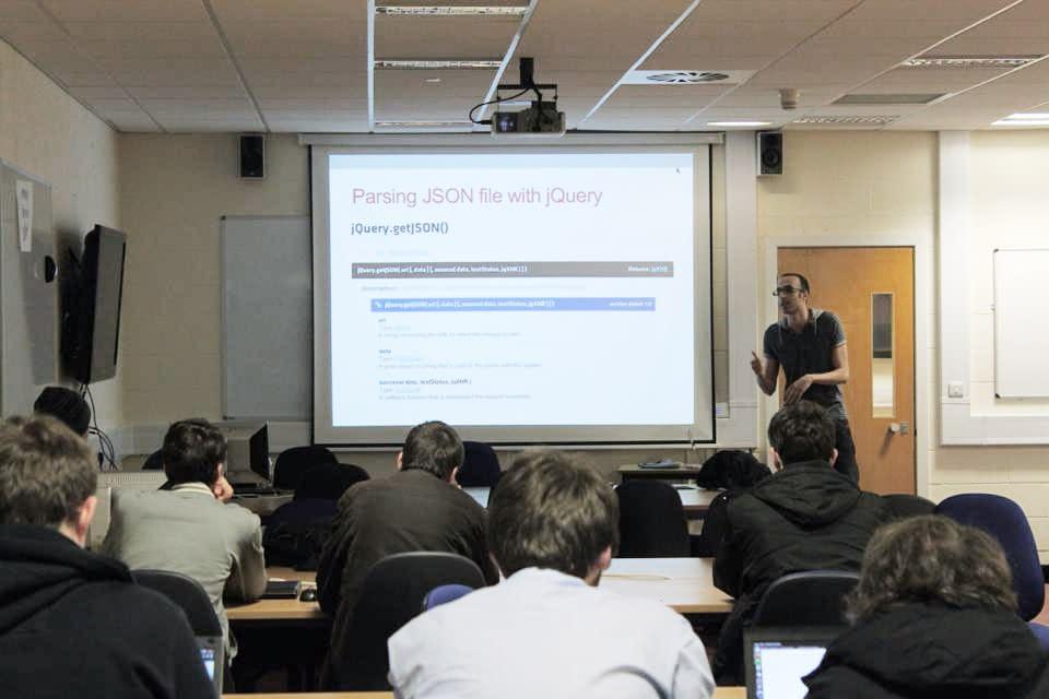 Workshop at university of manchester