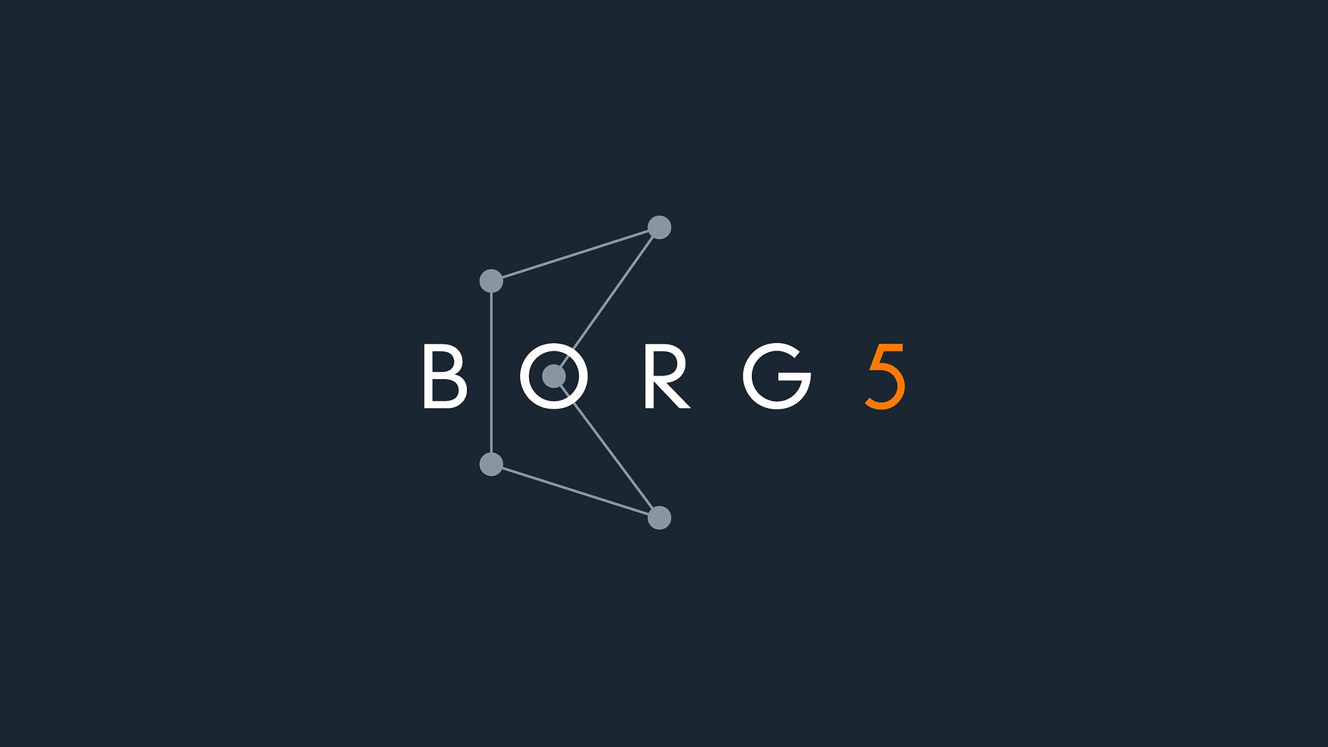 Borg5 logo