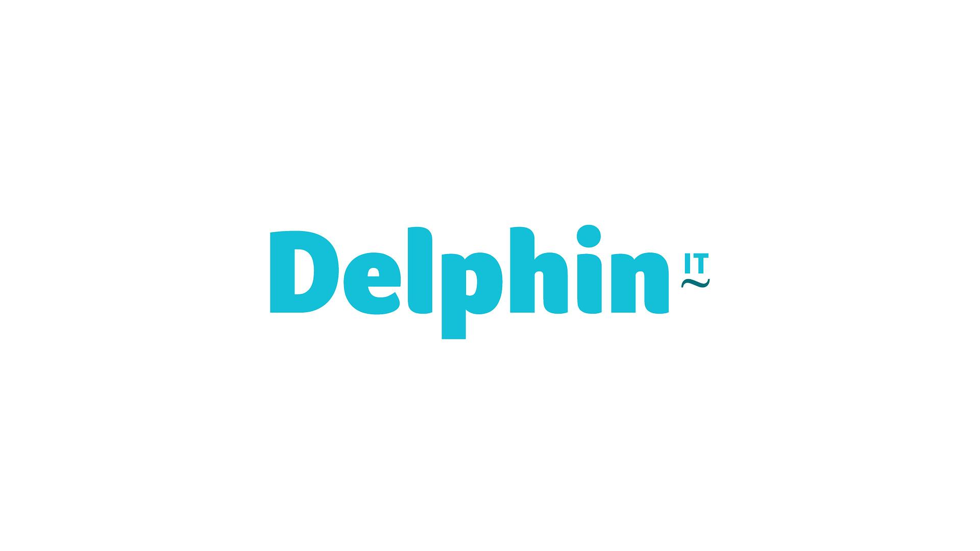 Delphin IT logo