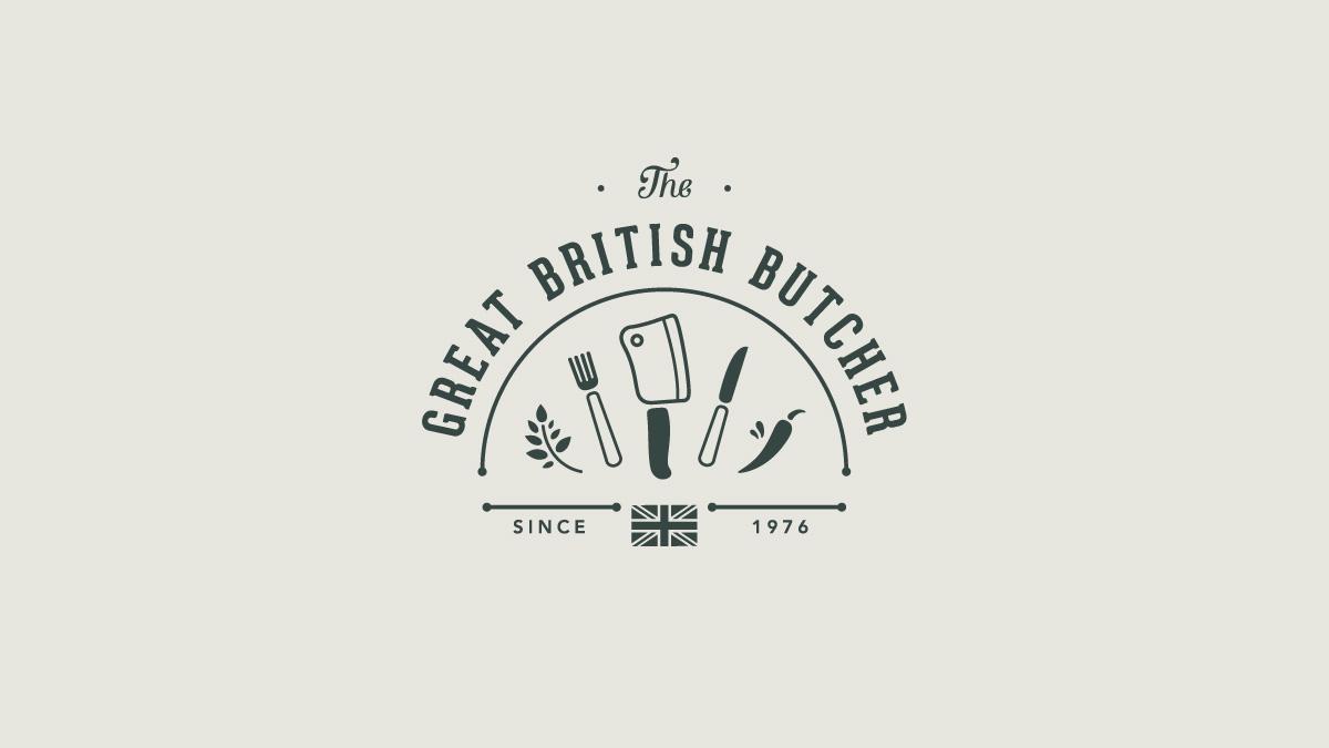 Great British Butcher logo