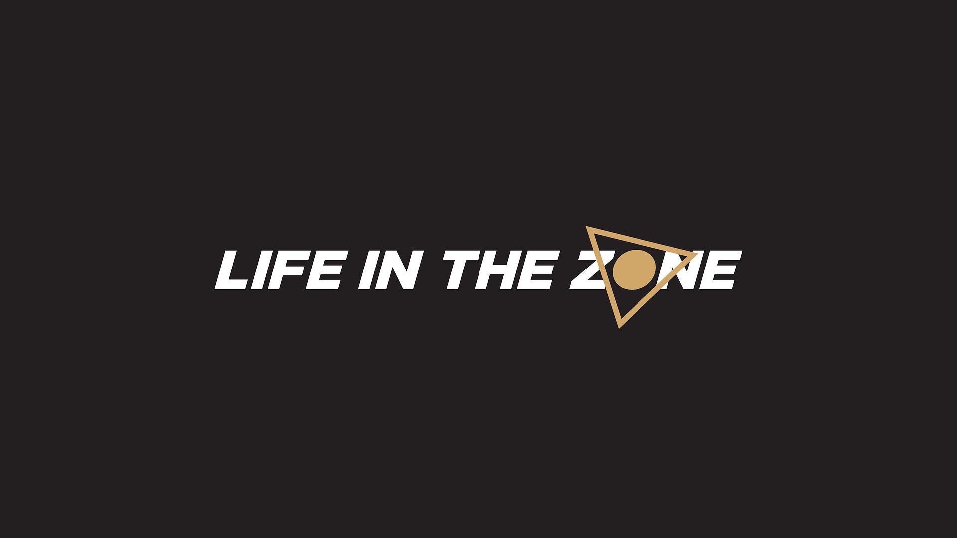 Life In The Zone logo