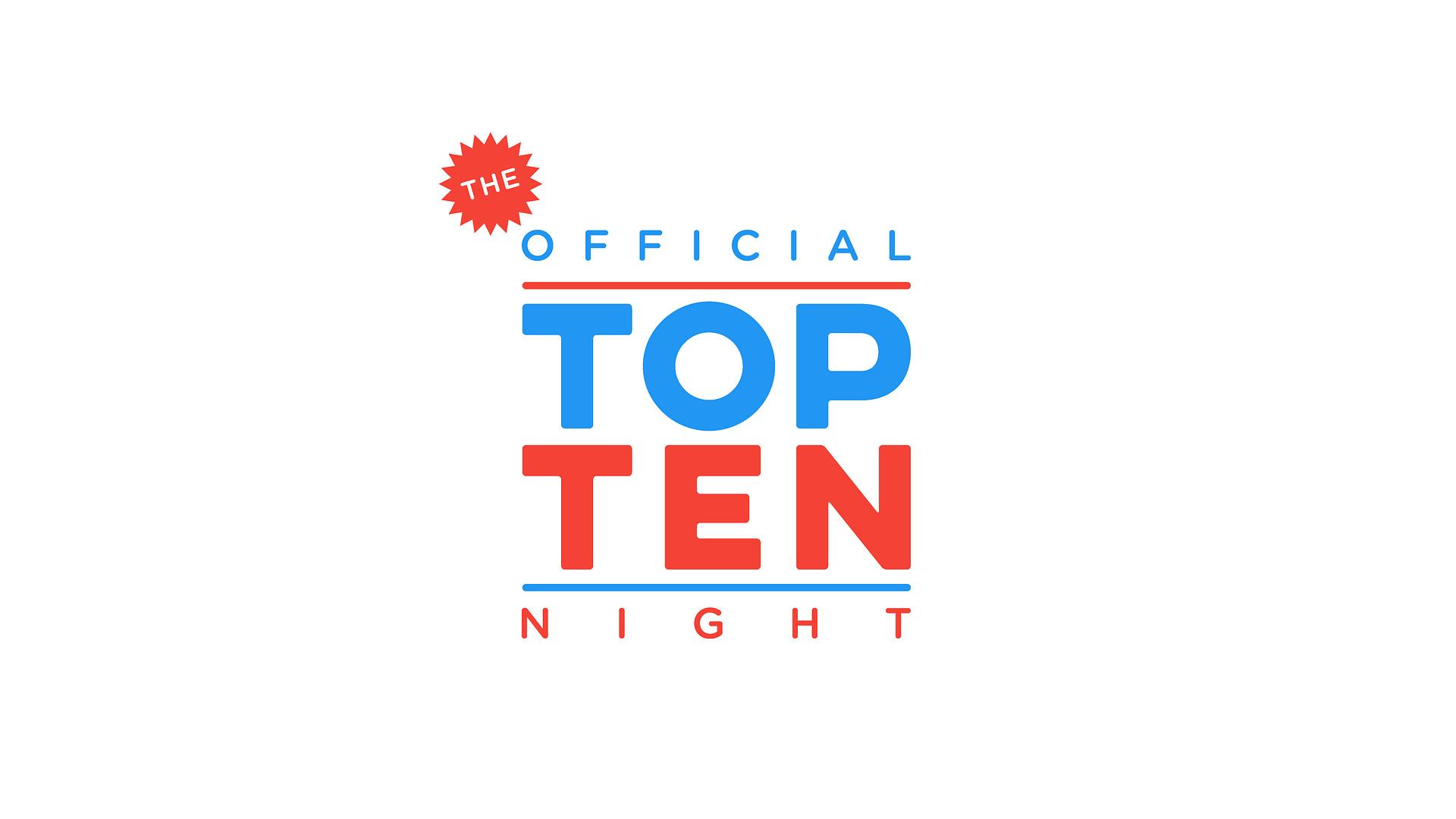 Top Ten Night logo