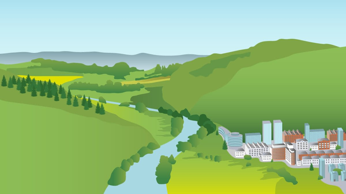 Catchment Based Approach