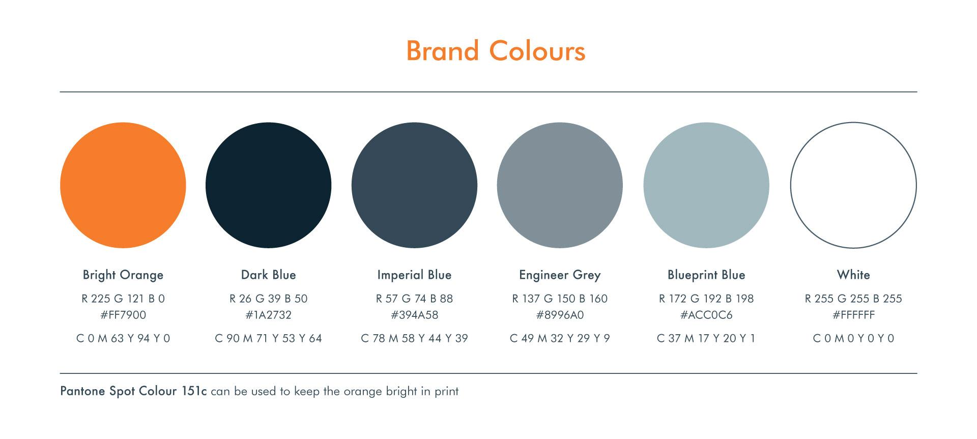 borg5 colours