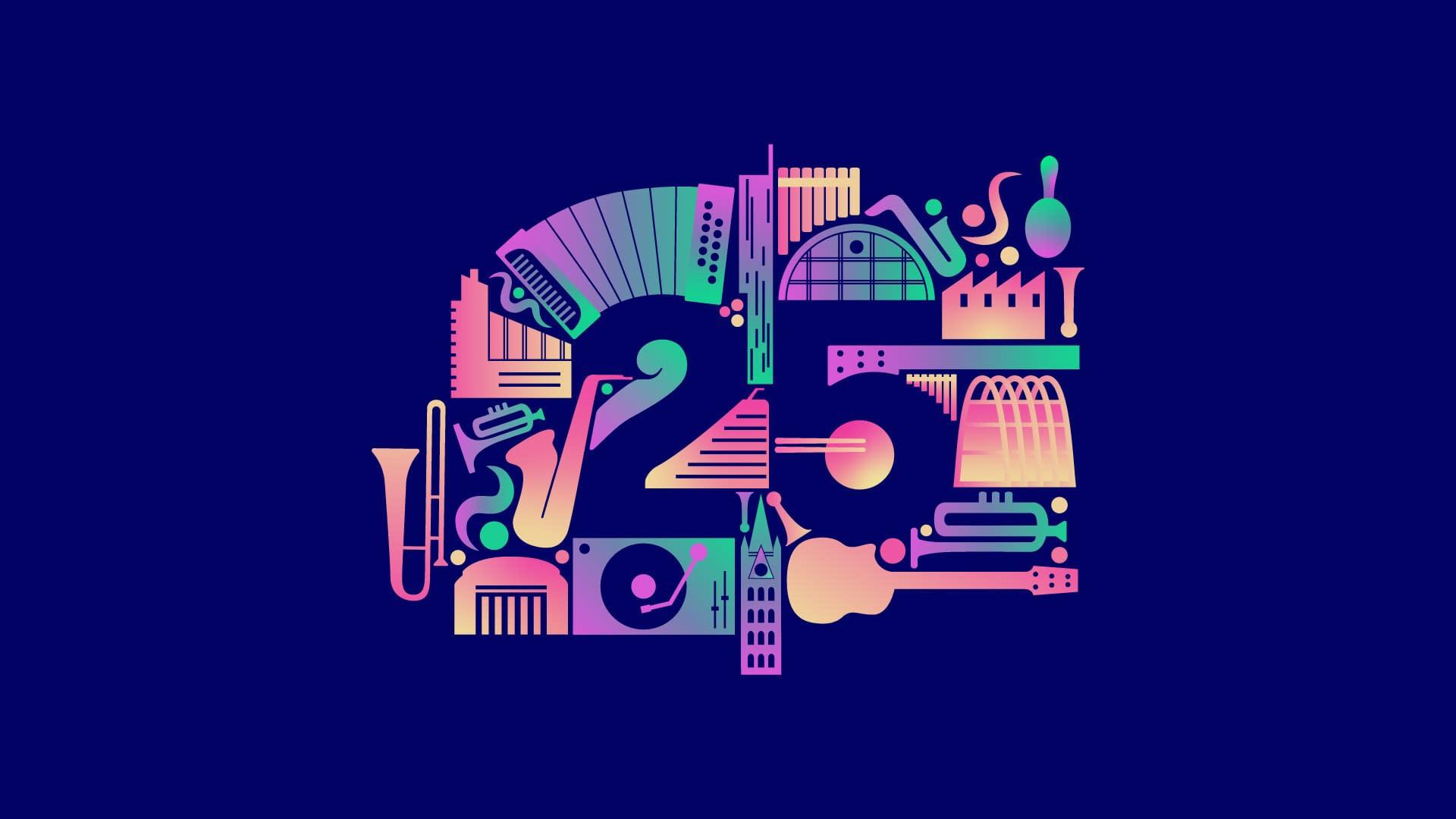 Manchester Jazz Festival 25th Anniversary