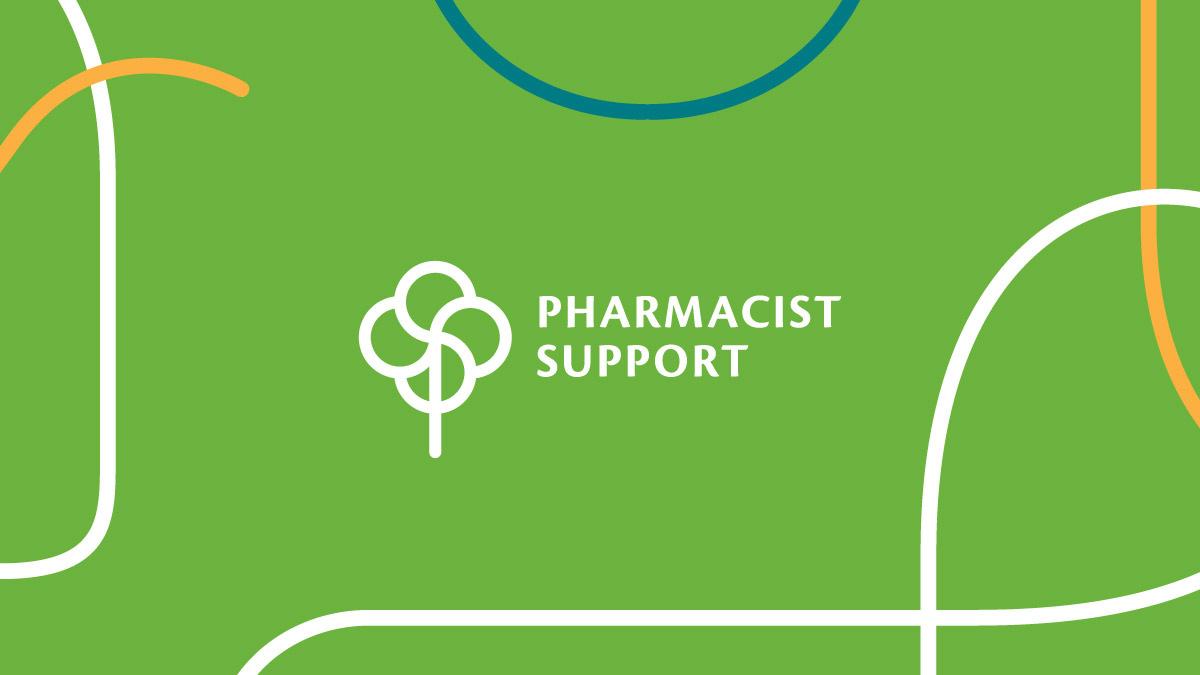 Pharmacist Support Rebrand