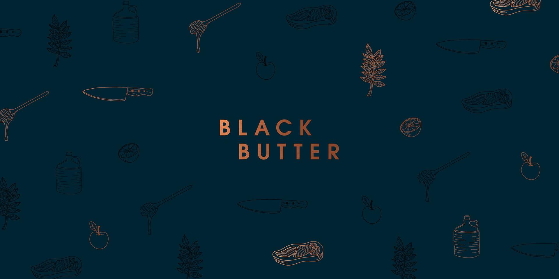 Black Butter logo